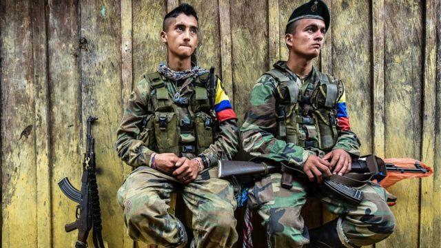 Guerrilla FARC
