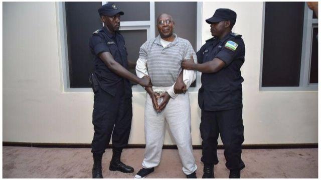 Dr Leopold Munyakazi yagejejwe mu gihugu c'Urwanda