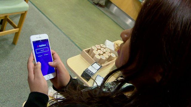 Natwest Redesigns Banking App For Blind People Bbc News