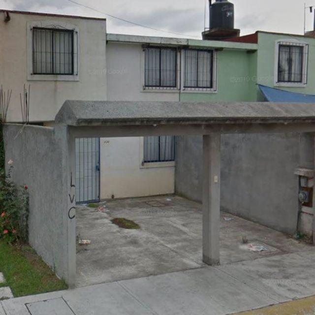 La casa de Óscar García