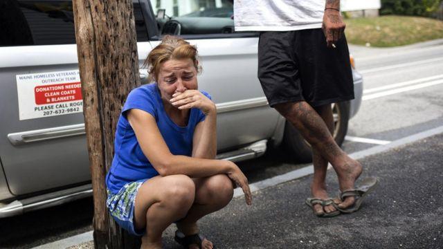 La Bomba De Tiempo En Las Calles De Las Principales Ciudades De Estados Unidos Bbc News Mundo