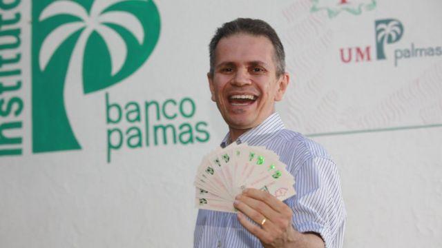 O ex-seminarista Joaquim de Melo Neto