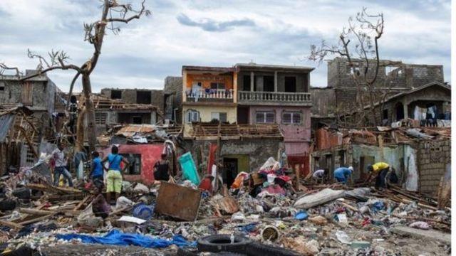 Muri Haiti