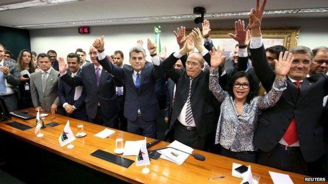 PMDB Congress members