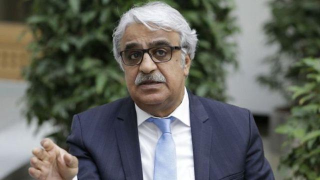 HDP Eş Genel Başkanı Mithat Sancar kapatma halinde alternatif planları devreye sokacaklarını söyledi