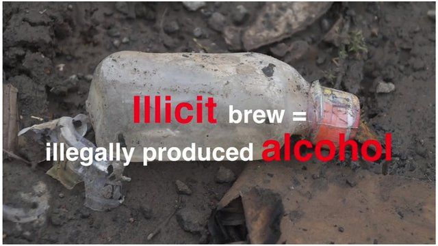 Kenyan 'killer brew' addicts losing both alcohol and private parts