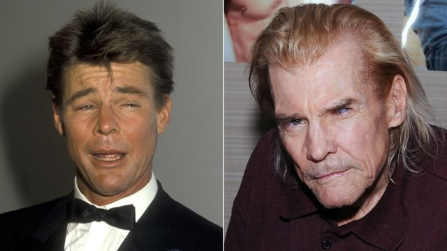 Jan-Michael Vincent: Tributes paid to late Airwolf actor