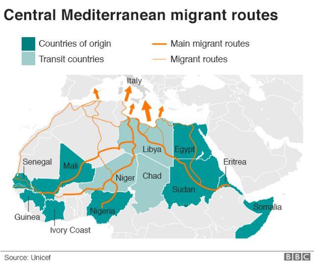 Migrant crisis: Libya strongman Haftar warns Italy over ships