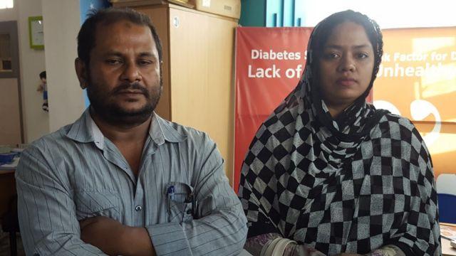 রাইসার বাবা কবির হোসেন এবং মা সালমা আক্তার-