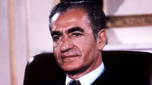 شاه إيران