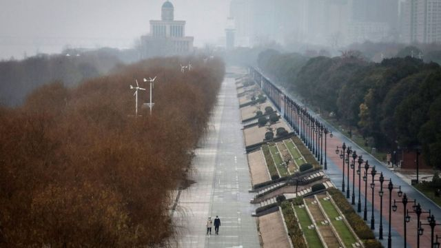 Wuhan dünyanın en sıkı karantina önlemlerinden birisine sahne oldu.