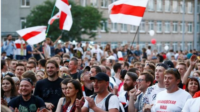 Bielorrusia.