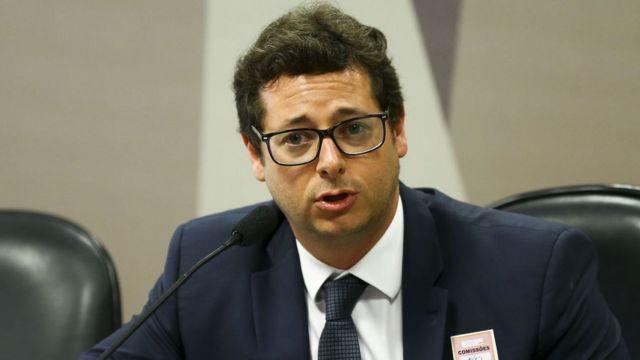 Chefe da Secretaria de Comunicação da Presidência, Fabio Wajngarten