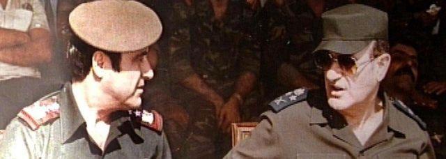 حافظ الأسد وشقيقه رفعت الأسد