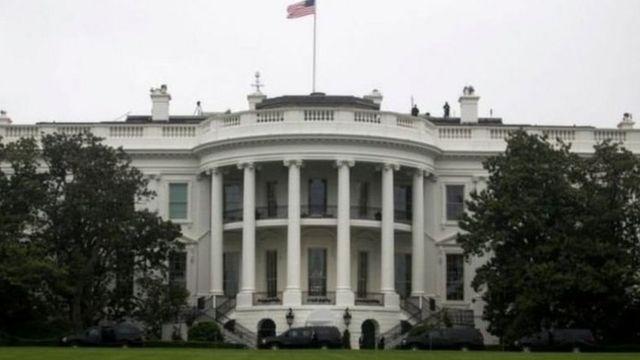 البيت الأبيض مقر الرئيس الأمريكي
