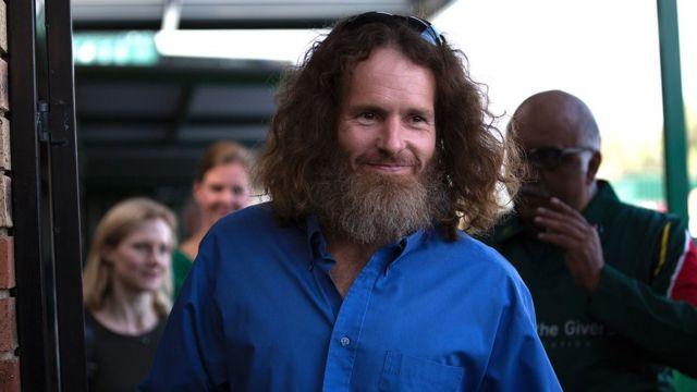 Stephen McGown estuvo cinco años secuestrado por al Qaeda en África.