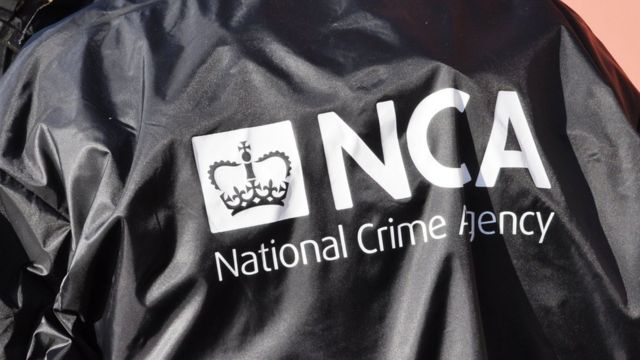 National Crome Agency logo
