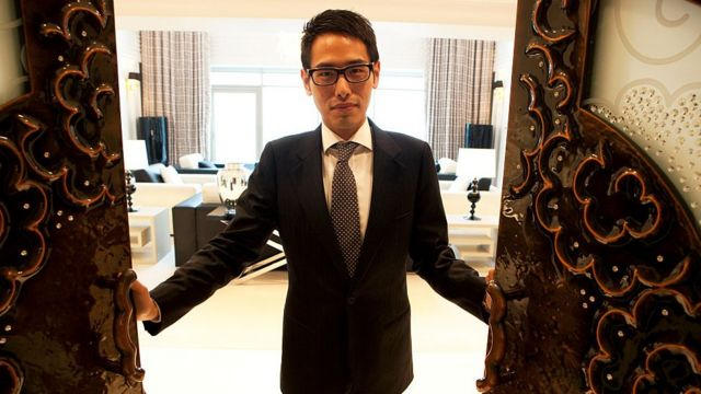 Apartamento de luxo em Xangai
