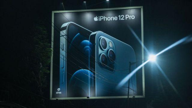 Lanzamiento de iPhone 12 Pro
