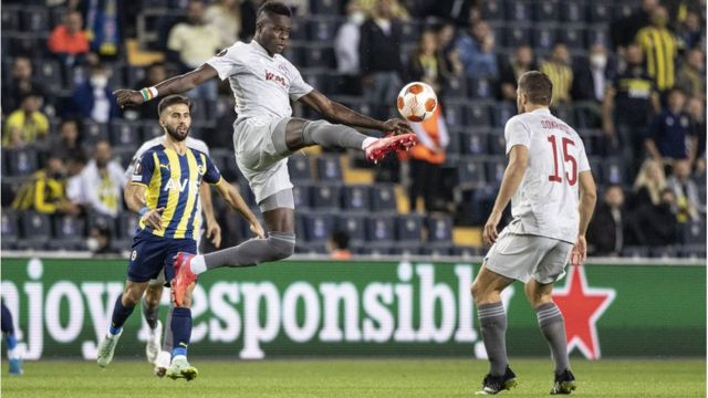 Fenerbahçe - Olympiakos maçı