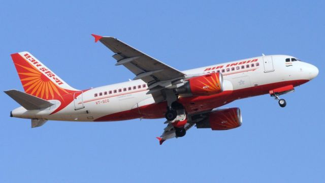 Air India worker 'sucked into aircraft engine' in Mumbai