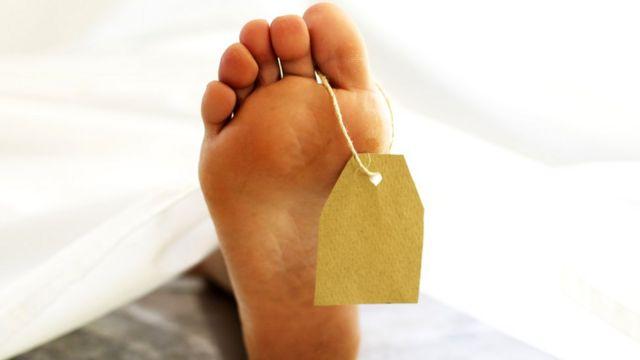 Если разразится смертельная эпидемия, встанет громадная проблема захоронения всех умерших