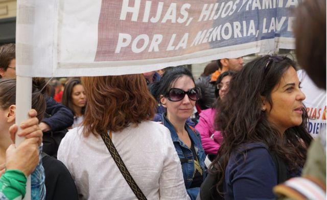 Marcha del día de la memoria, 2019