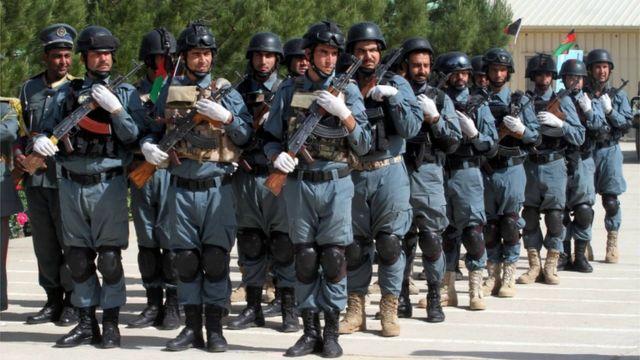 نیروهای خارجی دهها هزار نیروی افغان را آموزش دادند