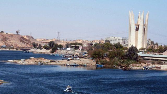 سد آسوان مصر