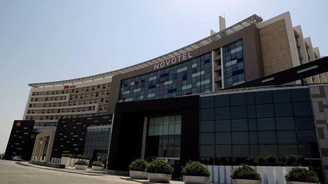 هتلهای فرودگاه بینالمللی تهران