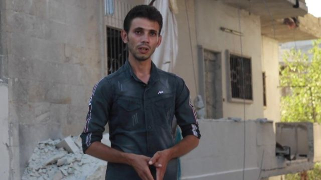 Jornalista Bashar al-Sheikh