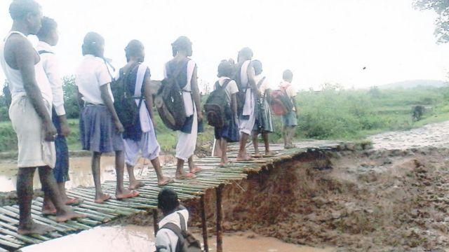 सीताडीह स्कूल के छात्र