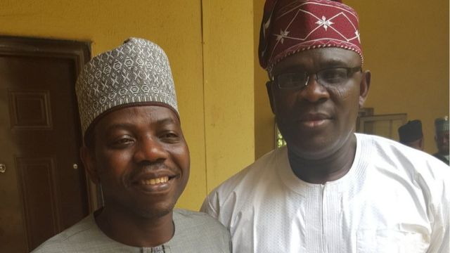 Aworan Ahmad àti Adeyemo