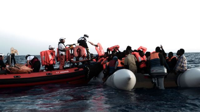 SOS Méditerranée resumes Mediterranean migrant rescues