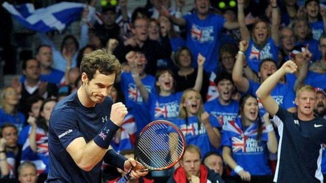 Andy Murray ya zama gwarzon wasanni na shekara ta 2016 na BBC