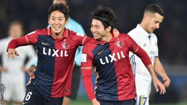 ريال مدريد يفوز على كاشيما الياباني في نهائي كأس العالم للاندية