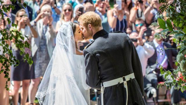 Düğünleri ABD ve Birleşik Krallık'ta milyonlarca kişi tarafından izlendi