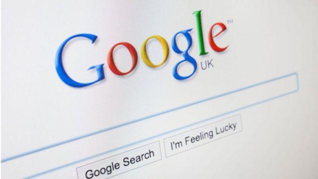El buscador de Google