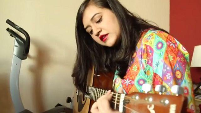 नईमा, पाकिस्तानी युवती