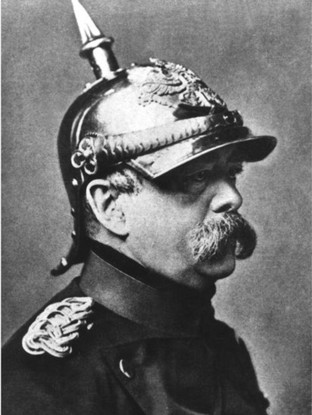 Канцлер Германской империи Отто фон Бисмарк