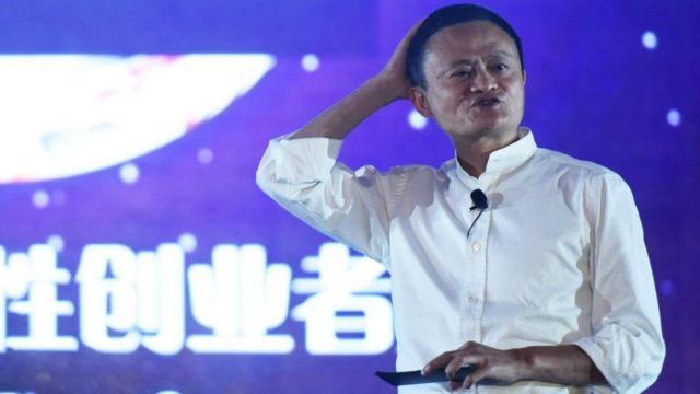 Jack Ma, le fondateur d'Alibaba