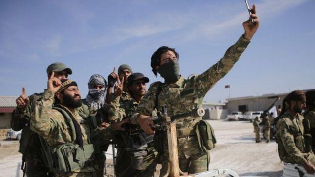 """""""الجيش الوطني السوري"""""""