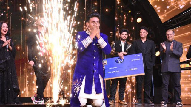 इंडियन आइडल 11 का विजेता घोषित होने के ठीक बाद सनी