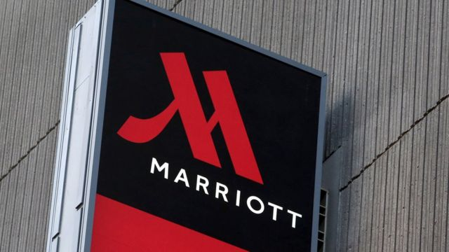 Cartel de Marriott