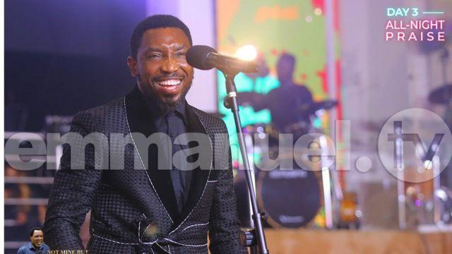 Nigeria singer, Timi Dakolo