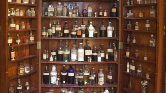 Tyntesfield House's Victorian potions studied