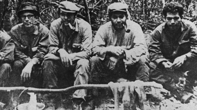 """Ernesto """"Che"""" Guevara quiso abrir un nuevo foco guerrillero en Bolivia."""