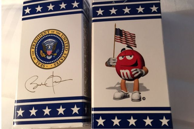 M&Ms del Air Force One