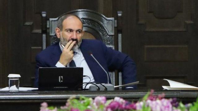 Nikol Paşinyan Ermənistan Seçkilər