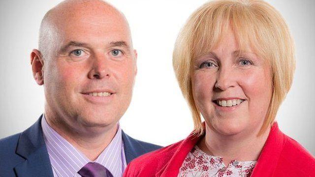 Paul Davies a Suzy Davies